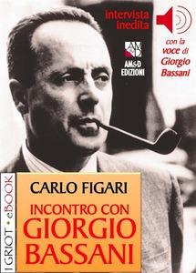 Book Cover: Incontro con Giorgio Bassani