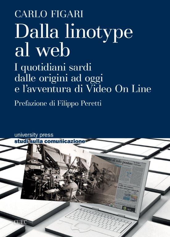 Book Cover: Dalla linotype al web