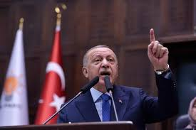 L'arroganza del sultano turco